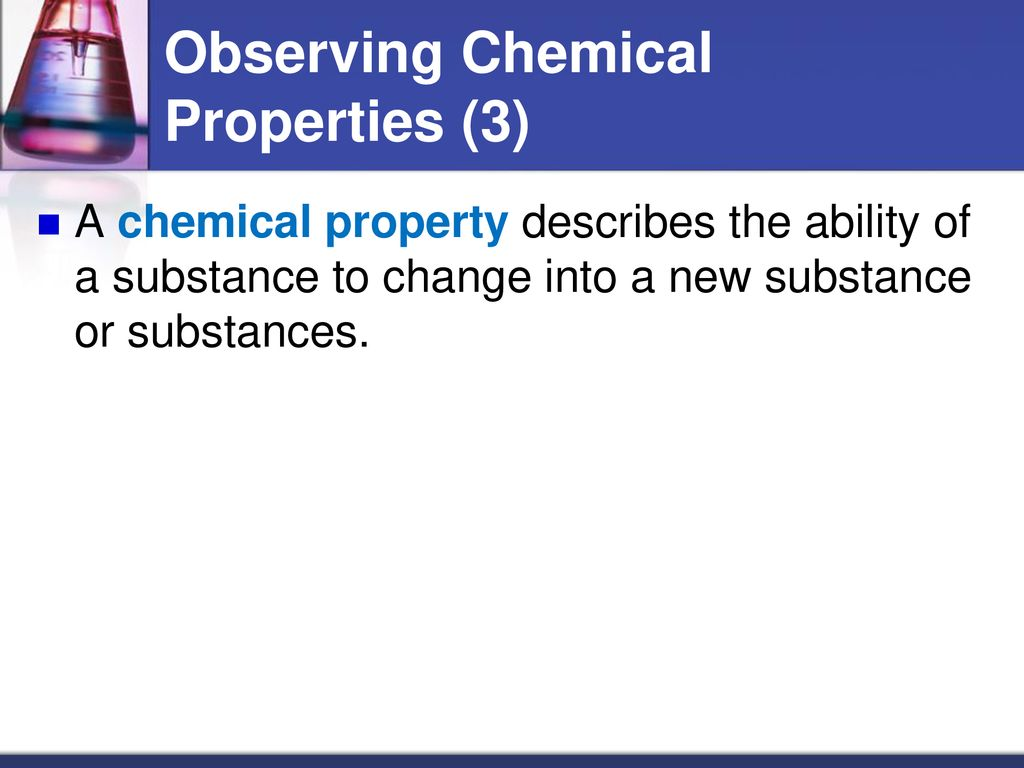 Physical And Chemical Changes Ppt Download