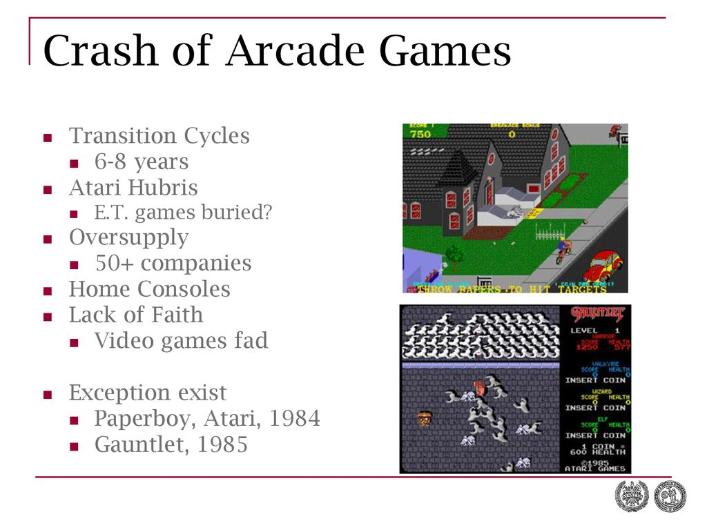A History of Games - ppt download