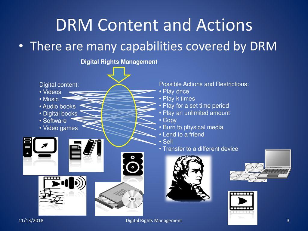 Digital Rights Management - ppt download