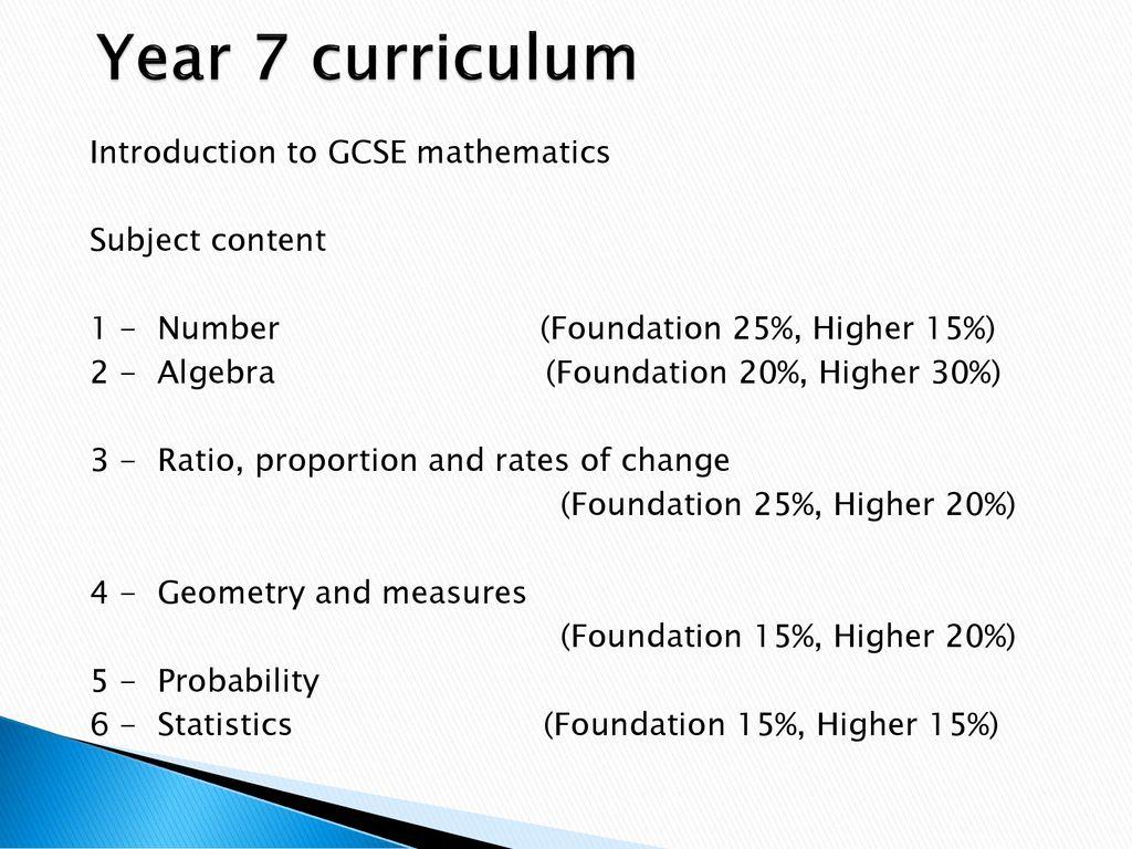 Year 7 Maths GCSE Mr Copp & Mr Colverd - ppt download