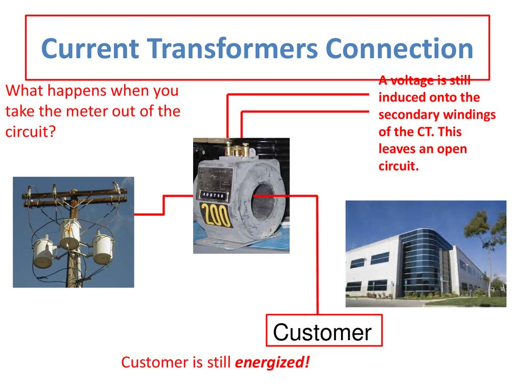 Associated Hazards And Safety Practices Ppt Download 9s Ct Metering Wiring Diagram Current Transformers Connection