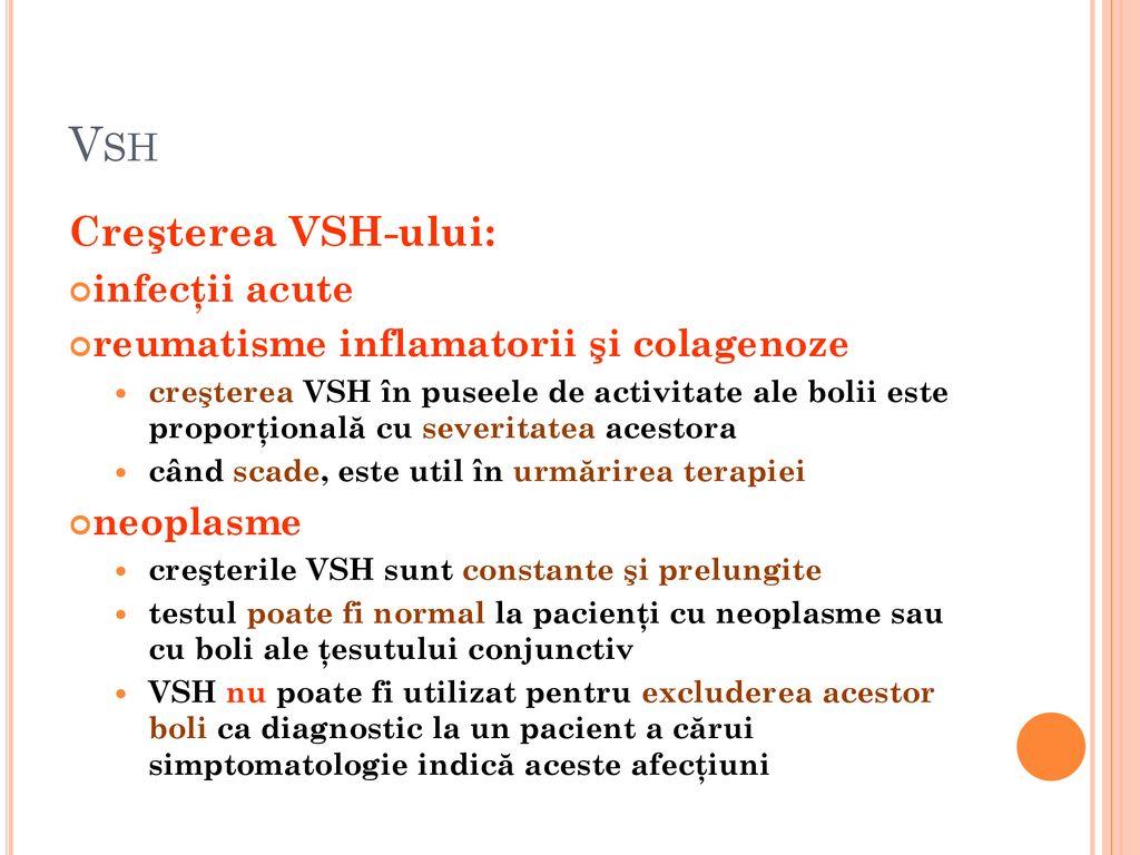boli nespecifice ale țesutului conjunctiv)