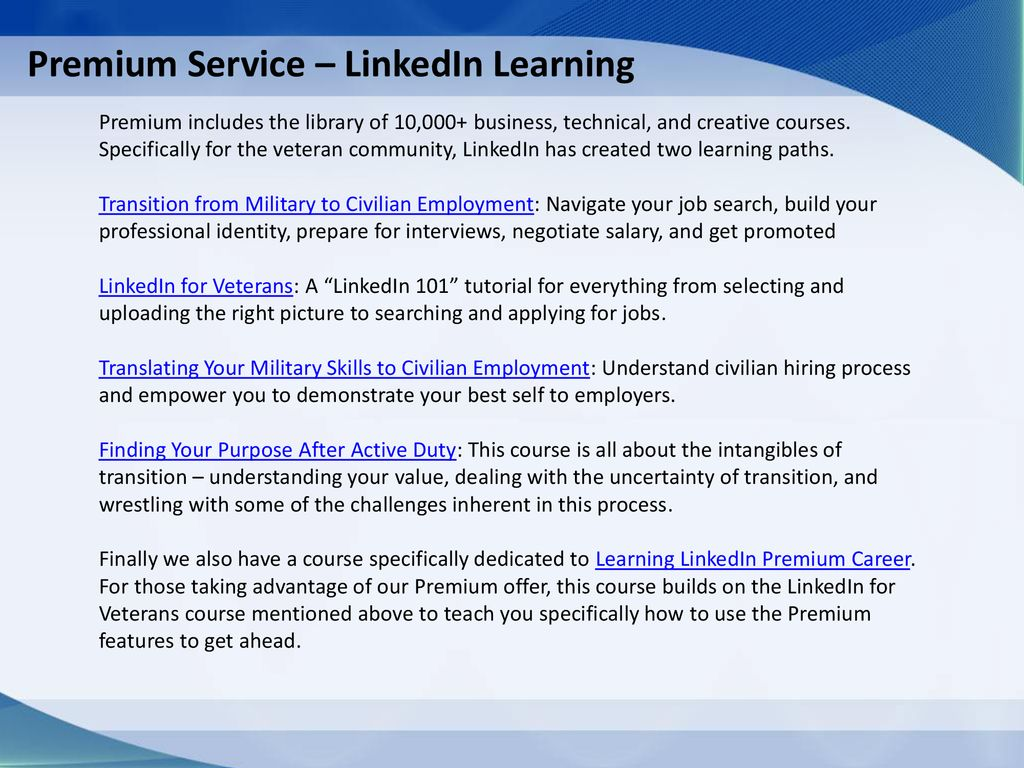 Networking & Your Job Search – Hands On LinkedIn - ppt download