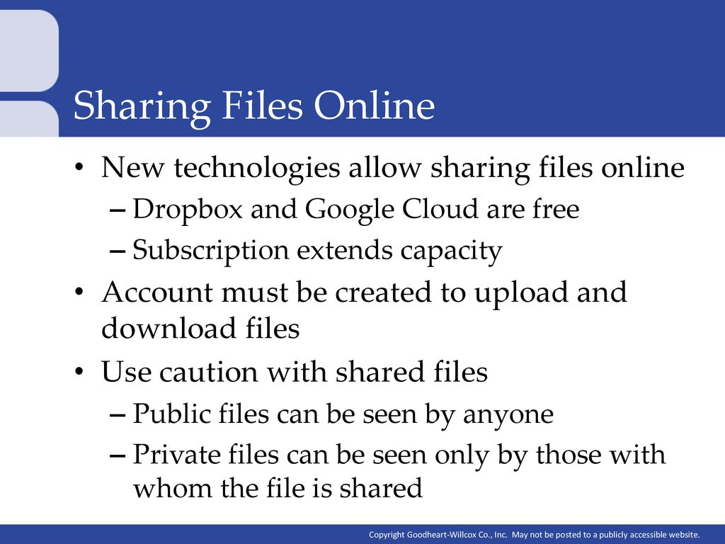 Chapter 4 File Management  Chapter 4 File Management  - ppt