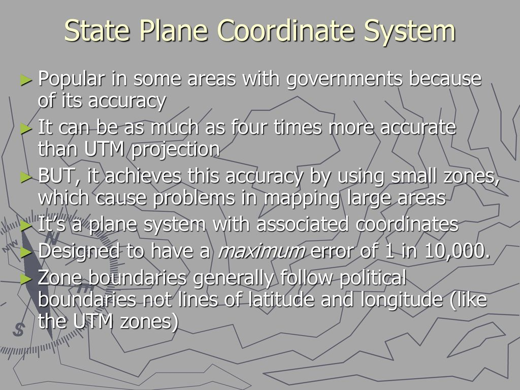 Map Projections. - ppt download on california state plane map, texas state plane coordinate map, rectangular survey system map, indiana state plane coordinate zone map, example of coordinate system map, california coordinate system zone map, state of washington tribes map, missouri state plane coordinates map,