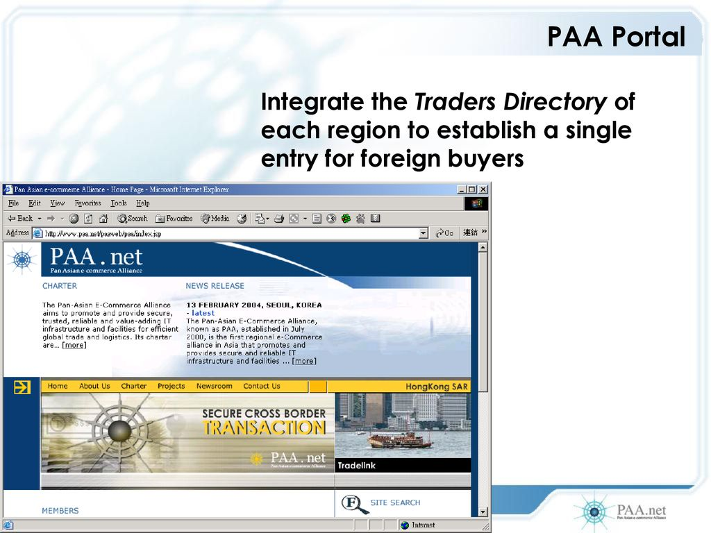Pan Asian e-Commerce Alliance - ppt download