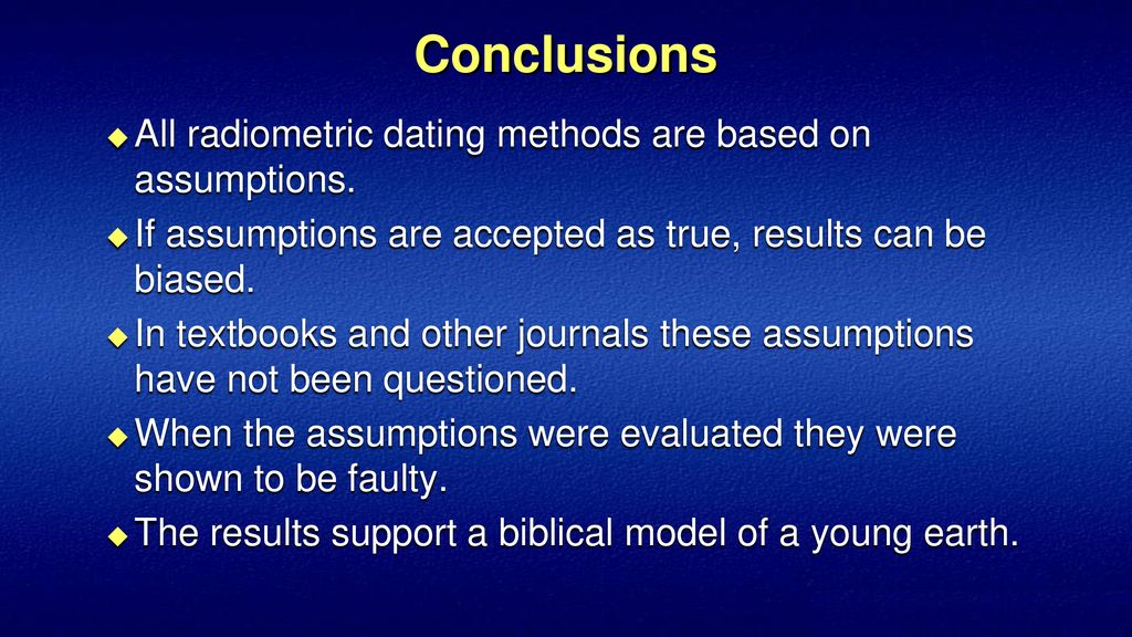 the most accurate method of __________________ is radiometric dating