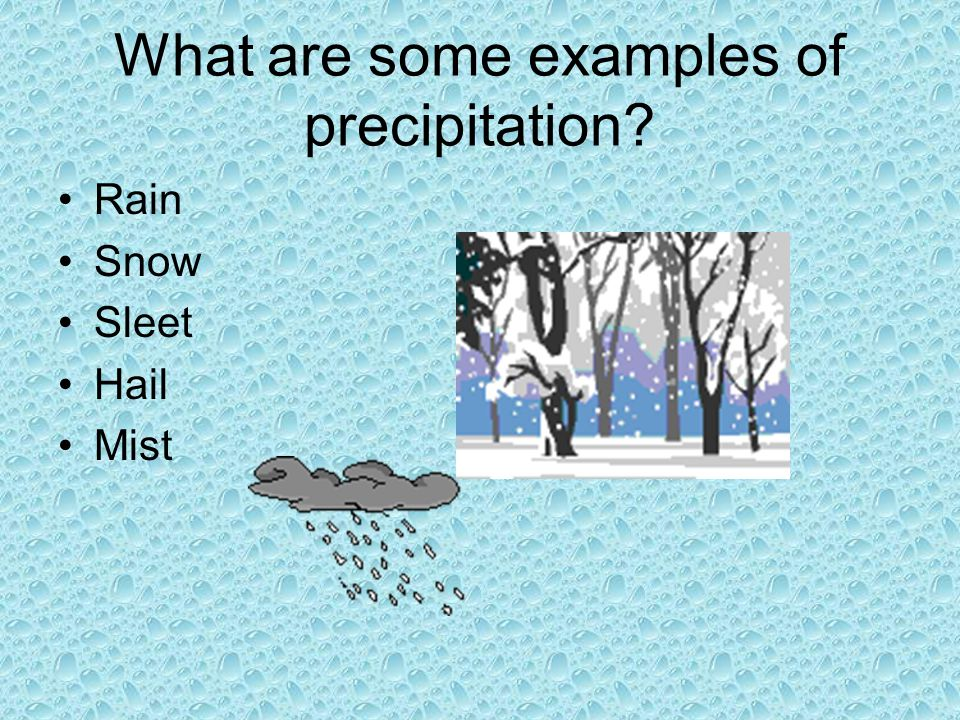 Water Cycle And Weather Review Ppt Download
