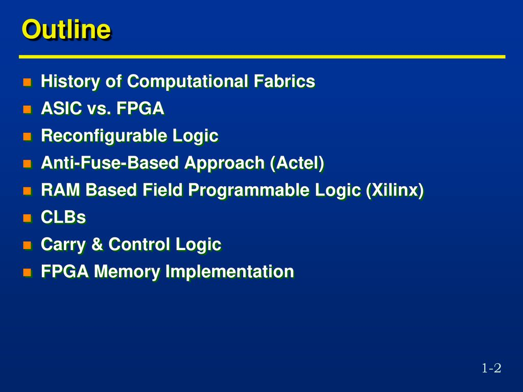 COE 405 Programmable Logic and Storage Devices - ppt download