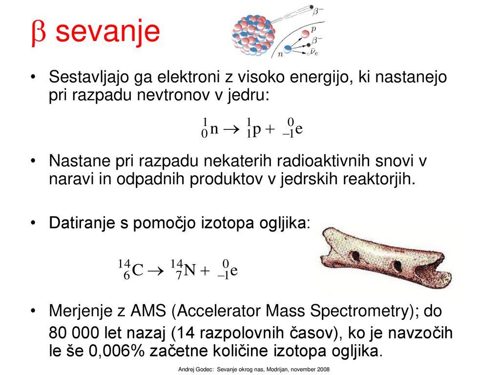 Kozmogeni datiranje radionuklida