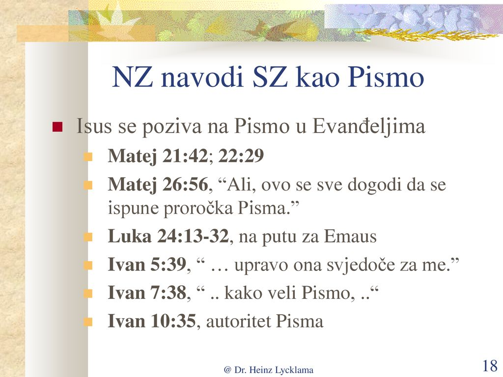 datiranje psalmom 22