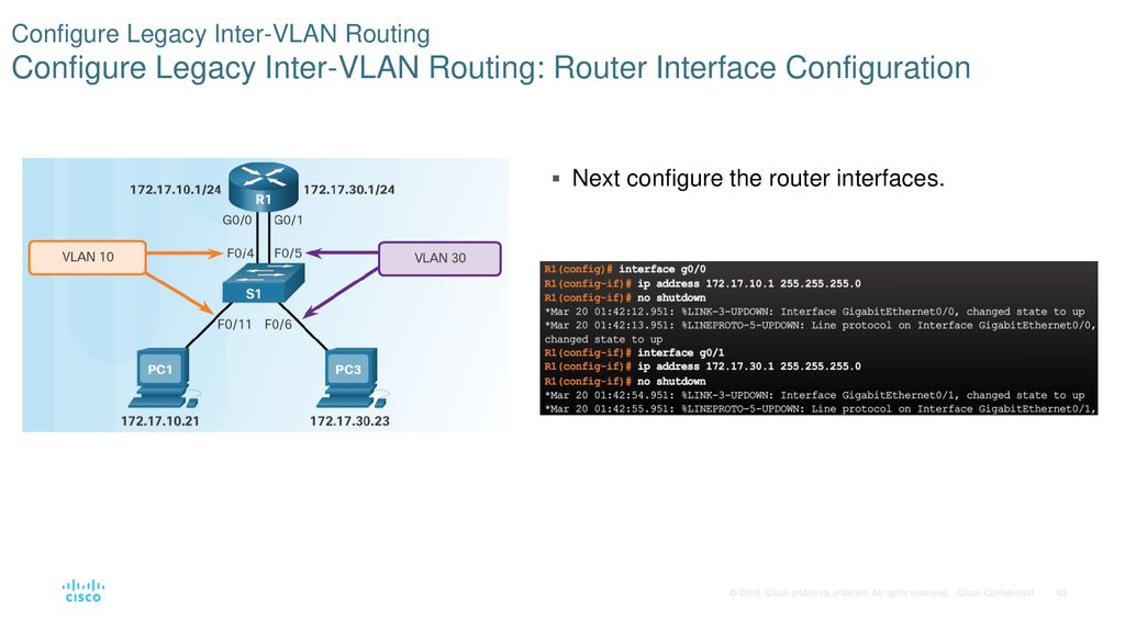 CCNA Routing and Switching Routing and Switching Essentials v ppt