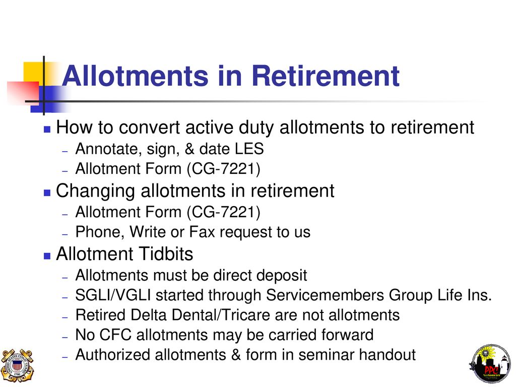 Retiree and Annuitant Services (RAS) - ppt download