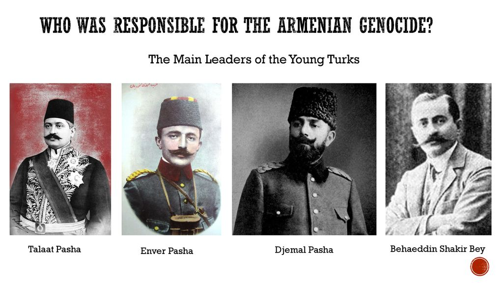 young turks armenian genocide