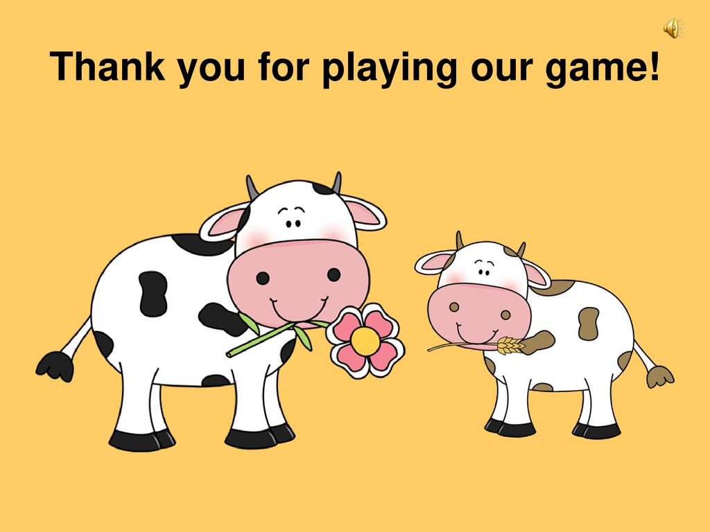 Conjunctions Combining Sentences And Cows A Powerpoint Game