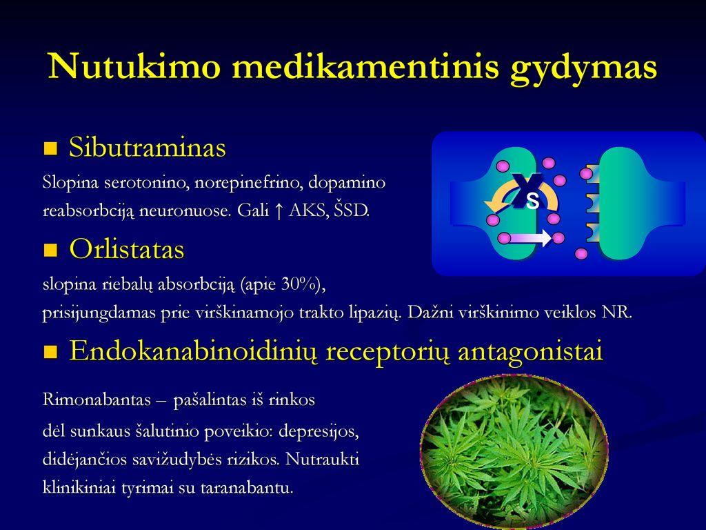 norepinefrino hipertenzija