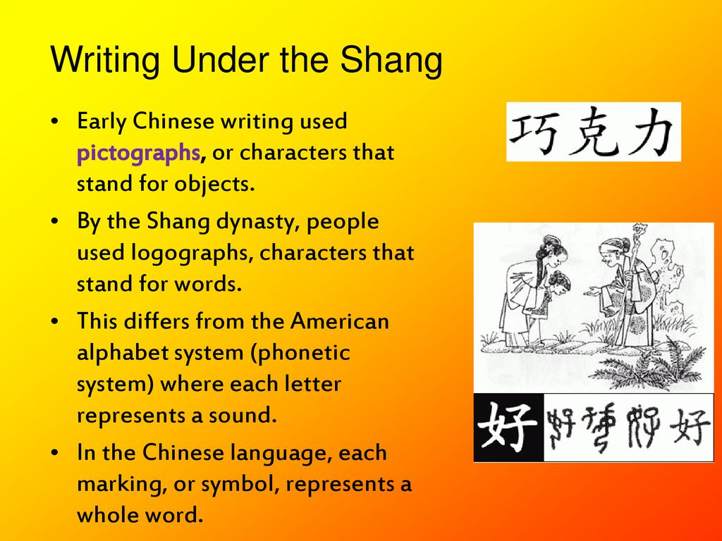 chapter 20: the shang dynasty - ppt download