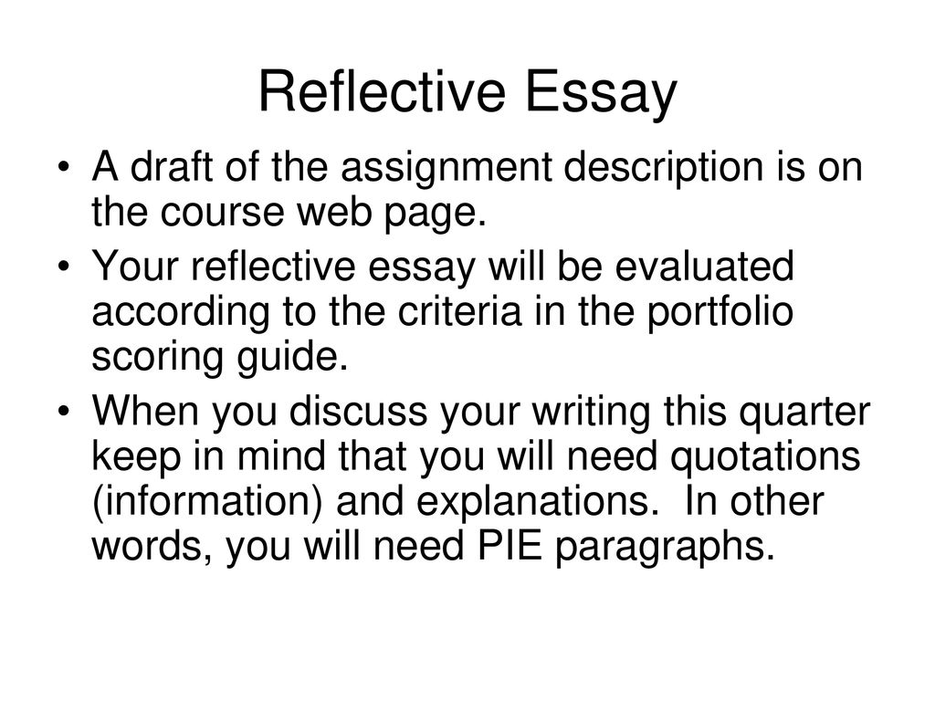Essay About English Language Reflective Essay A Draft Of The Assignment Description Is On The Course Web  Page English Essays Book also English Language Essay Topics Reflective Essay A Draft Of The Assignment Description Is On The  Essay On Business