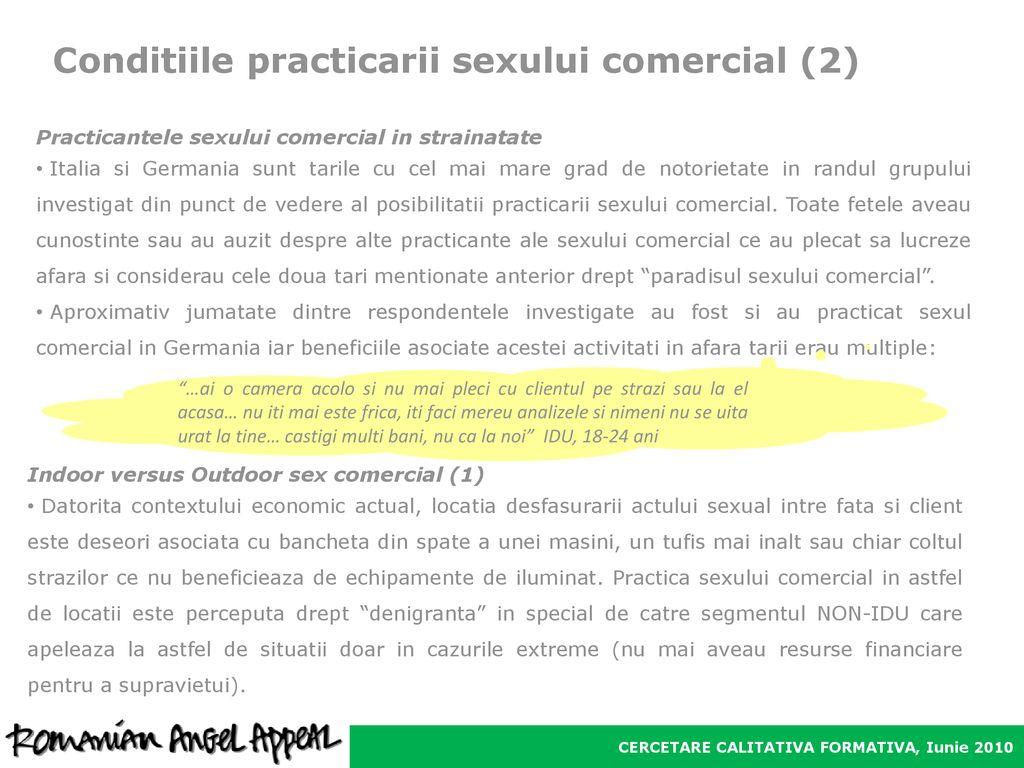 Cercetarea strazilor pentru femei)