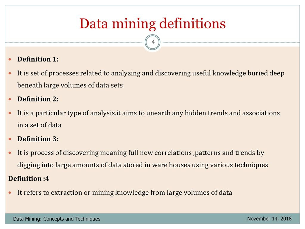 unit ii data mining: concepts and techniques - ppt download