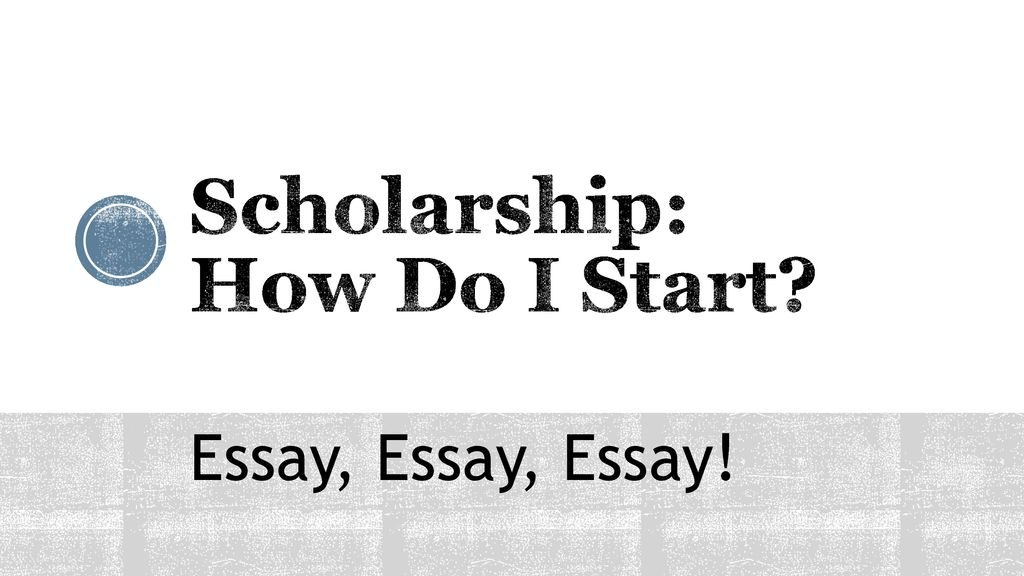 Critical Essay Thesis Statement Scholarships And Financial Literacy  Scholarship  English Literature Essay Topics also Essay In English For Students Scholarships And Financial Literacy  Ppt Download Examples Of A Proposal Essay