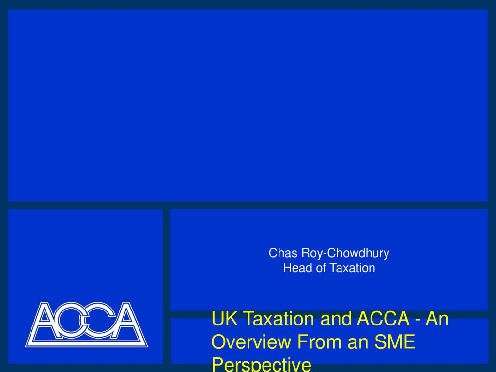 14/11/ :05 © ACCA presentation  - ppt download