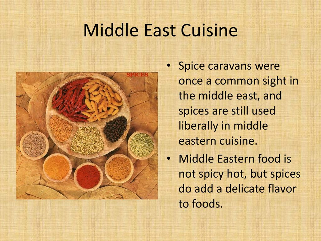 Middle East and Africa  - ppt download