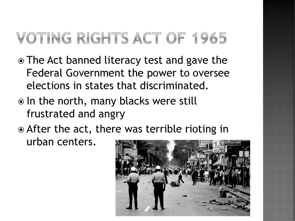 The Civil Rights Movement Ppt Download