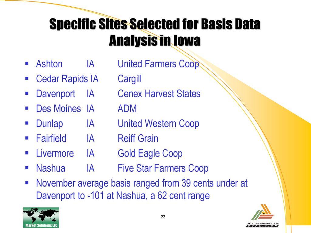 Soybean Basis Developments: Understanding How Transportation Costs