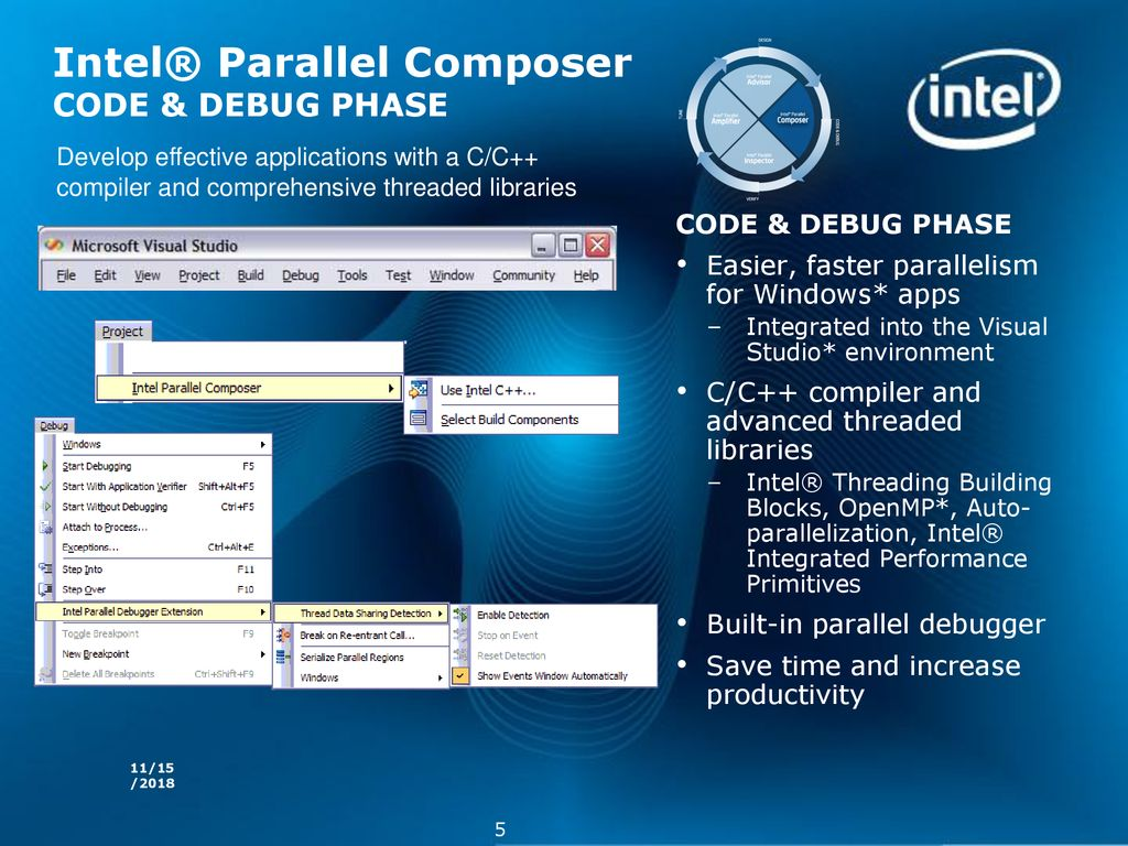 Intel® Parallel Studio and Advisor - ppt download