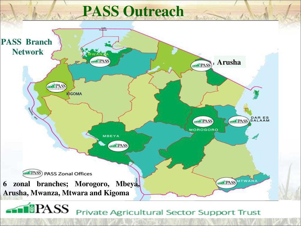 PRIVATE AGRICULTURAL SECTOR SUPPORT TRUST (PASS) Current