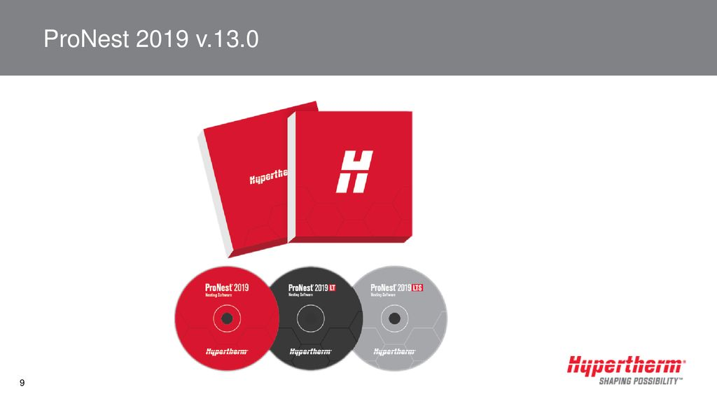 What's New: ProNest 2019 v ppt download