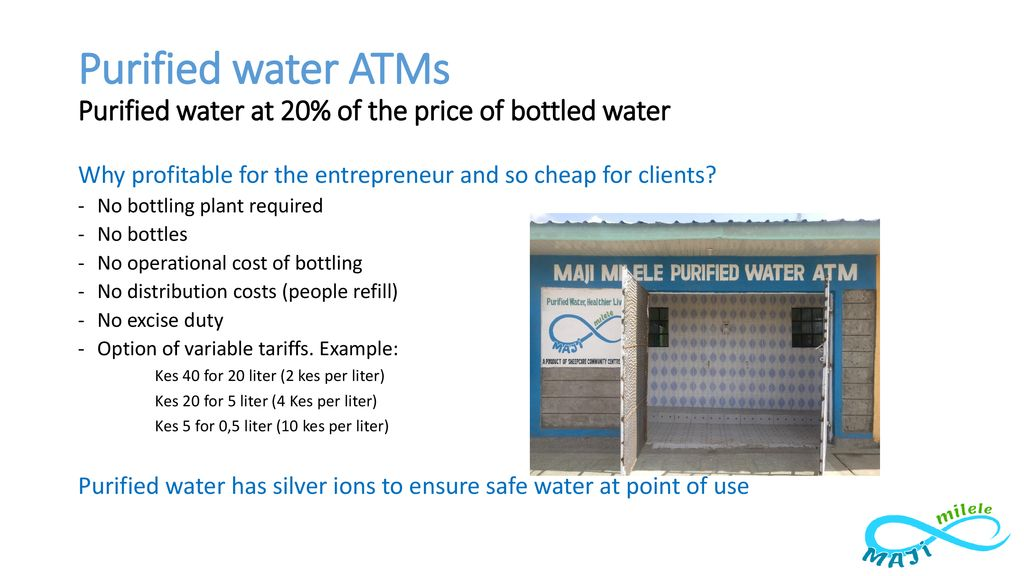 """REVOLUTIONIZING SUSTAINABILITY IN WATER SERVICE DELIVERY """"Increase"""