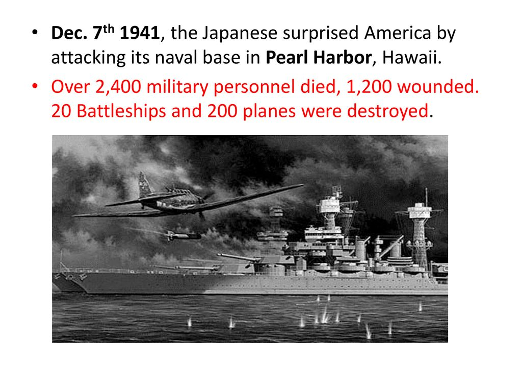 WWII CH 16 4 & 17 US INVOLVEMENT - ppt download