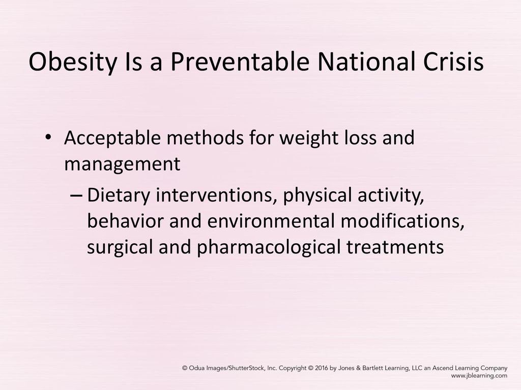 Spotlight On Obesity And Weight Management Ppt Download