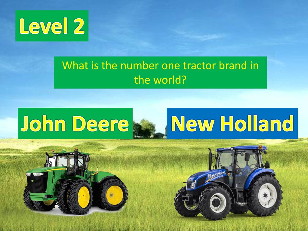 Click on the tractor to begin  - ppt download