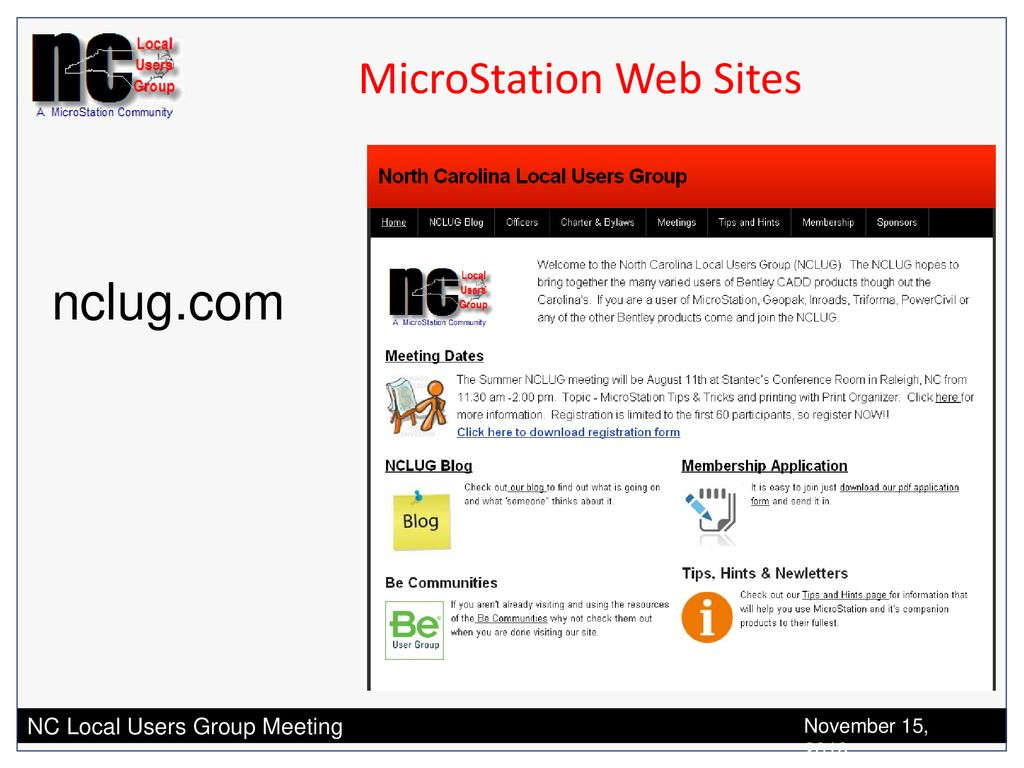 MicroStation Tips & Hints - ppt download