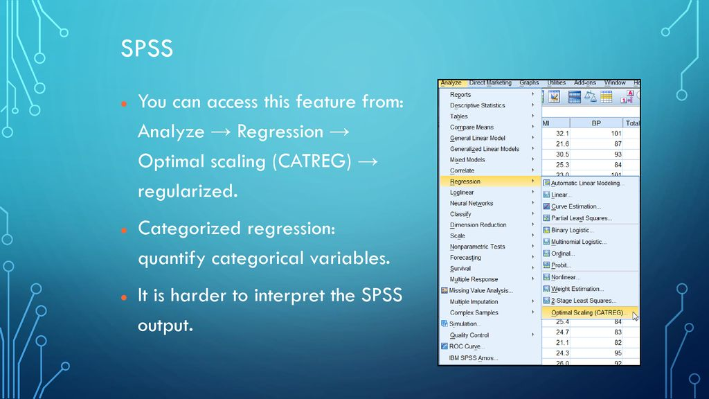 From OLS to Generalized Regression - ppt download