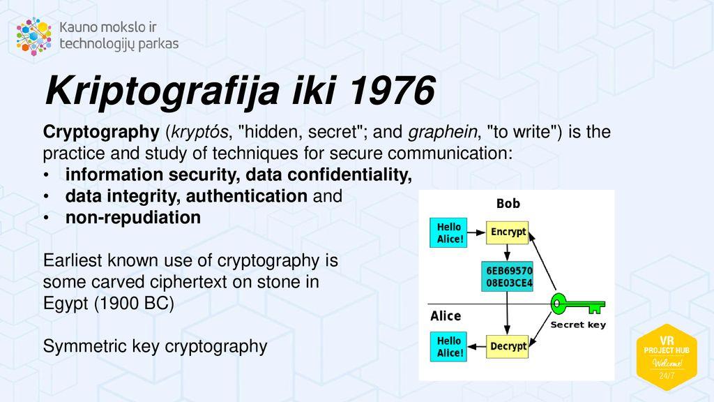 ko reikia geram kompiuteriui prekybai kriptografija