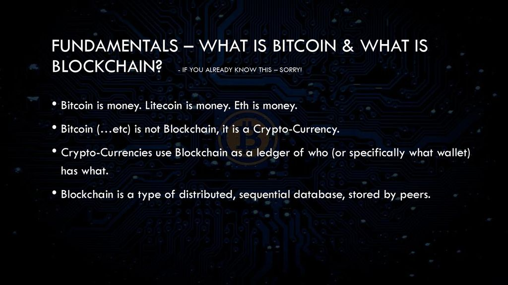 THE BLOCKCHAIN BUSINESS - ppt download