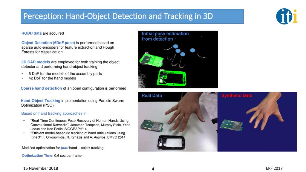 Developing systems with advanced perception, cognition, and