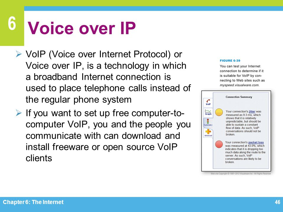 Chapter 6 The Internet  - ppt video online download