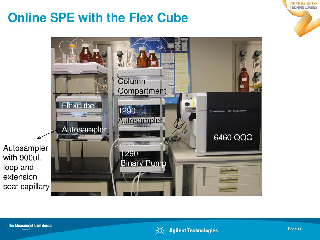 On-Line SPE with the Flexcube/6460 QQQ - ppt download