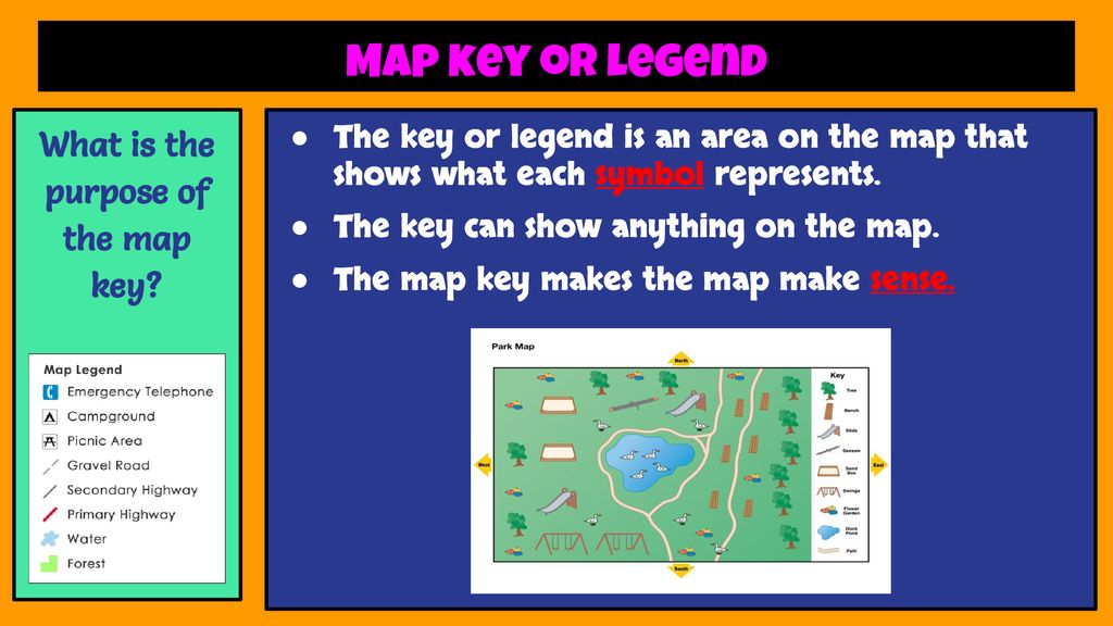 What Is The Purpose Of A Map Legend MAP SKILLS UNIT 2: Map skills.   ppt download