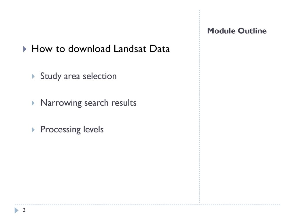 Landsat-8 imagery tools (free! ).