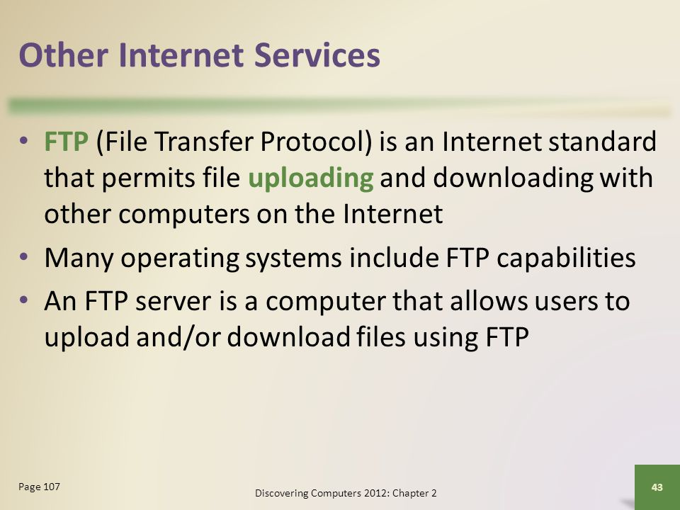 Discovering Computers 2012 Chapter 2 Ppt Video Online Download