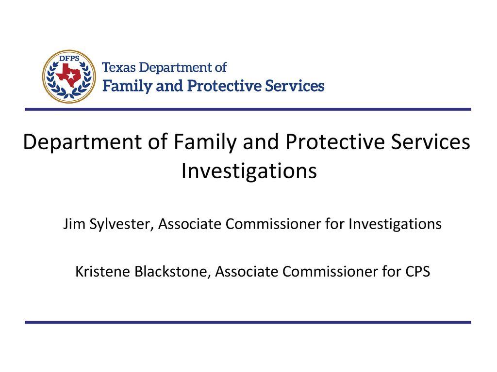dfps child care licensing