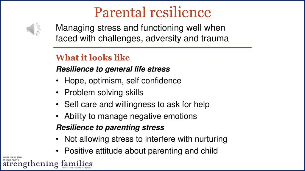 Resilience The Human Capacity To Face Overcome Be