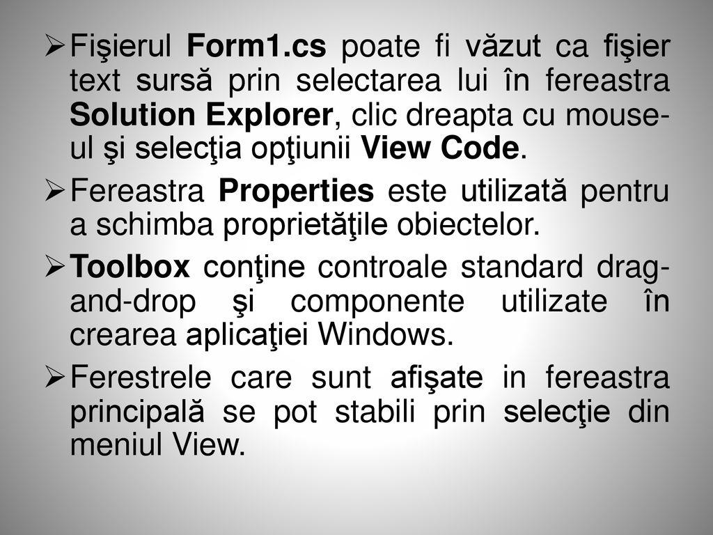 Crearea unui formular cu Microsoft Forms