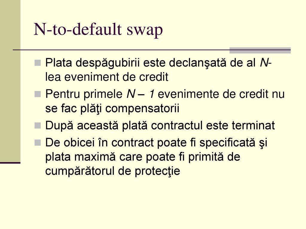 Swap (finance)